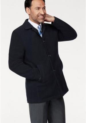 Короткое пальто STUDIO COLETTI. Цвет: черный