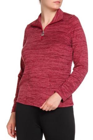 Пуловер HELENA VERA. Цвет: ягодный