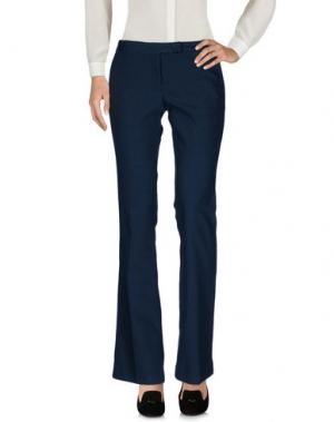Повседневные брюки TERESA DAINELLI. Цвет: пастельно-синий