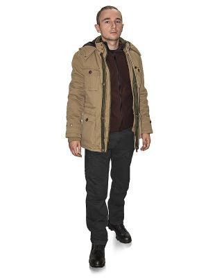 Куртка Veliga TACTICAL FROG. Цвет: бежевый, светло-коричневый