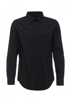 Рубашка G-Star. Цвет: черный