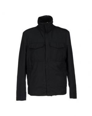 Куртка COSTUME NATIONAL HOMME. Цвет: стальной серый