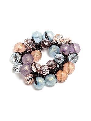 Заколка Kameo-bis. Цвет: голубой, фиолетовый, бежевый