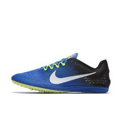 Шиповки унисекс для бега на средние дистанции  Zoom Matumbo 3 Nike. Цвет: синий