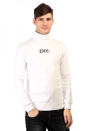 Лонгслив  Vls-Logo White Ziq And Yoni. Цвет: белый