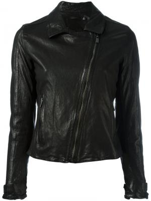 Zipped jacket Blk Dnm. Цвет: чёрный