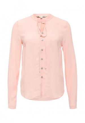 Блуза Yumi. Цвет: розовый