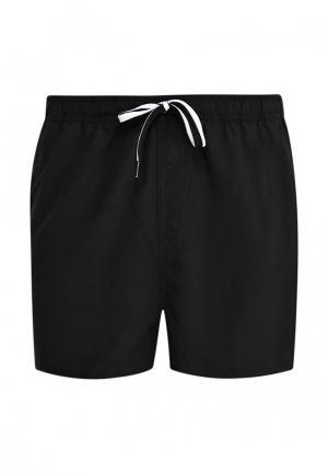 Шорты для плавания adidas Performance. Цвет: черный