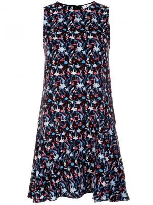 Платье Adalia Tanya Taylor. Цвет: чёрный