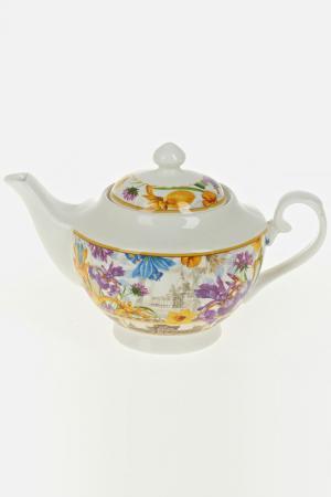 Чайник заварочный, 1100 мл Nouvelle. Цвет: белый