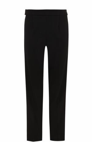 Укороченные брюки прямого кроя Escada. Цвет: черный