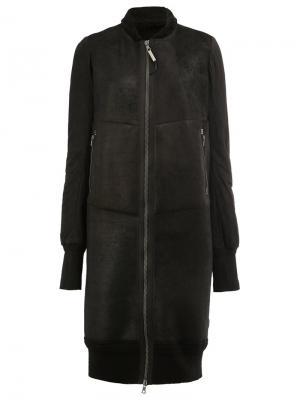 Куртка-бомбер Isaac Sellam Experience. Цвет: чёрный