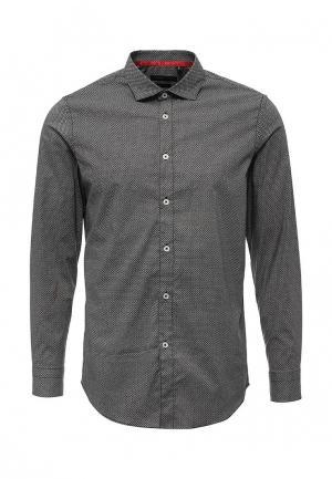 Рубашка Warren Webber. Цвет: серый