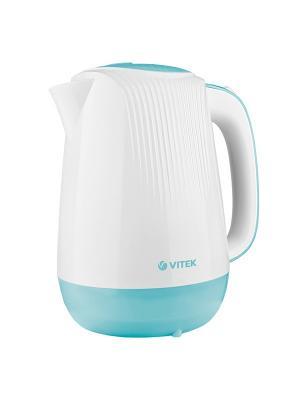 Чайник электрический Vitek VT-7059(W). Цвет: белый