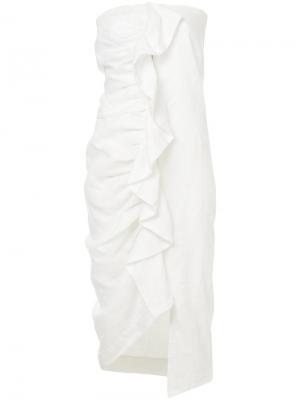 Платье Harbourside Vale. Цвет: белый