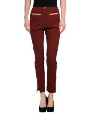 Повседневные брюки CARLO CONTRADA. Цвет: какао