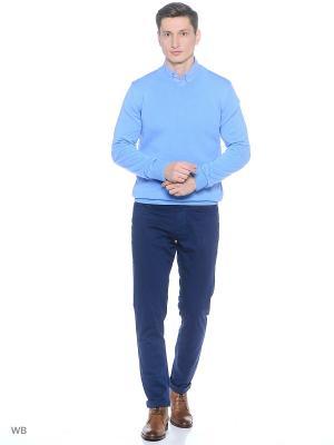 Джемпер Modis. Цвет: серо-голубой, голубой