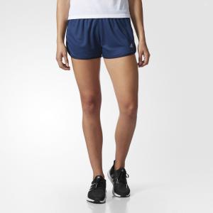 Спортивные шорты (трикотаж) 100M D K SHORT  Performance adidas. Цвет: синий
