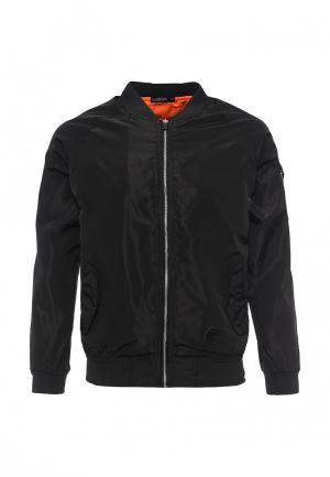 Куртка Aarhon. Цвет: черный