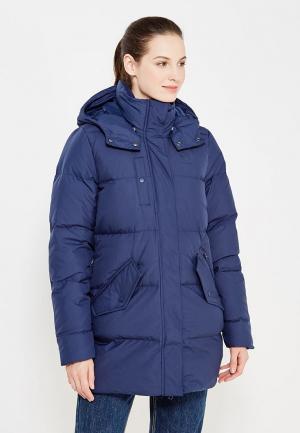 Куртка утепленная Reebok Classics. Цвет: синий