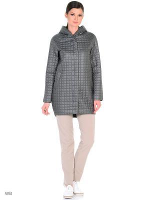 Куртка CATTAIL WILLOW. Цвет: серый