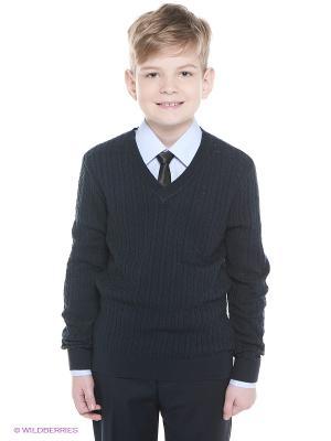 Пуловер Junior Republic. Цвет: темно-синий