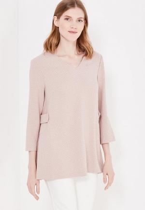 Блуза Katya Erokhina. Цвет: розовый