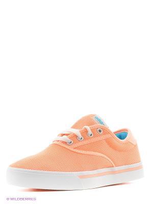 Кеды Park St Bind W Adidas. Цвет: персиковый