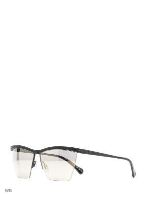 Солнцезащитные очки TM 031S 02 Opposit. Цвет: черный