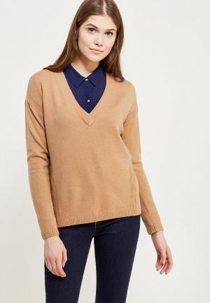 Пуловер s.Oliver. Цвет: коричневый
