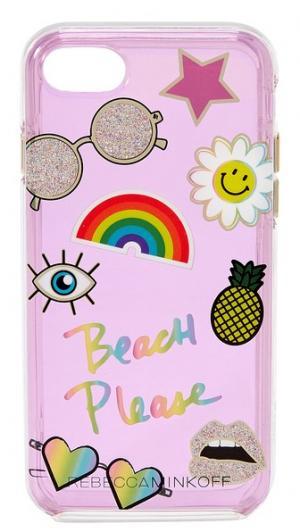 Чехол Beach Icon для iPhone 7 Rebecca Minkoff