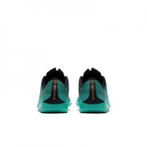 Футбольные бутсы для игры в зале/на крытом поле дошкольников  Jr. MercurialX Vapor XII Academy CR7 Nike. Цвет: зеленый