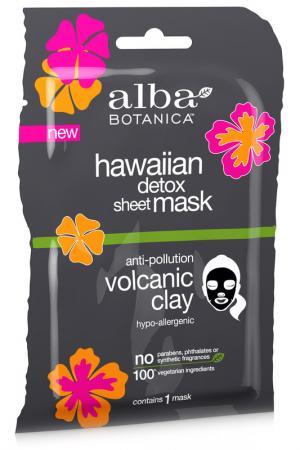 Тканевая маска ALBA BOTANICA. Цвет: none