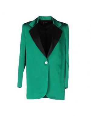 Пиджак NINEMINUTES. Цвет: зеленый
