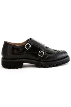 Ботинки Fabiano Ricci. Цвет: черный