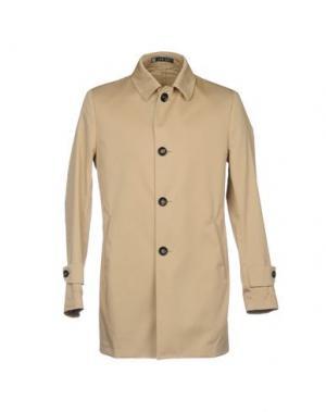 Легкое пальто LAB 001. Цвет: песочный