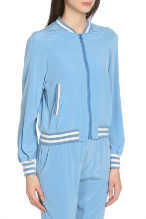 Жакет P.A.R.O.S.H.. Цвет: голубой