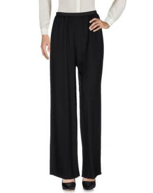 Повседневные брюки LA FEE MARABOUTEE. Цвет: черный