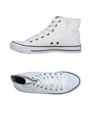 Высокие кеды и кроссовки 2STAR. Цвет: белый
