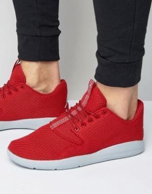Jordan Красные кроссовки Nike Air Eclipse 724010-614. Цвет: красный