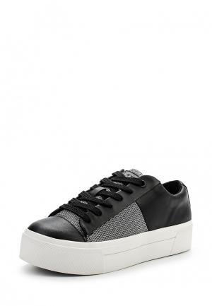 Кеды DKNY. Цвет: черный