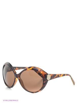 Солнцезащитные очки B 266 C2 Borsalino. Цвет: коричневый