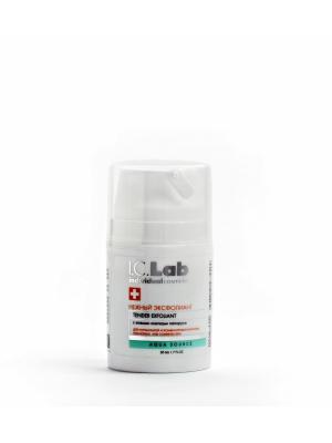 Нежный эксфолиант I.C.Lab Individual cosmetic. Цвет: белый