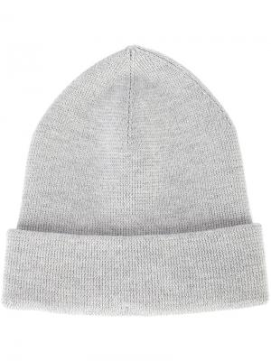 Classic beanie Norse Projects. Цвет: серый