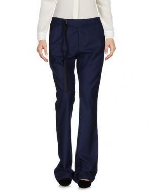 Повседневные брюки TIM COPPENS. Цвет: темно-синий