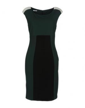Короткое платье FLY GIRL. Цвет: зеленый