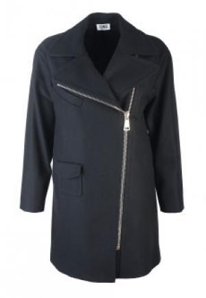Пальто SONIA BY. Цвет: черный