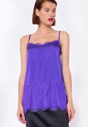 Туника LO. Цвет: фиолетовый