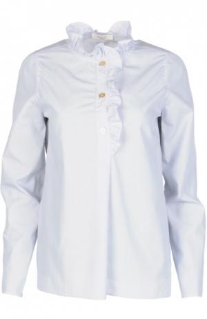 Блуза Atlantique Ascoli. Цвет: синий