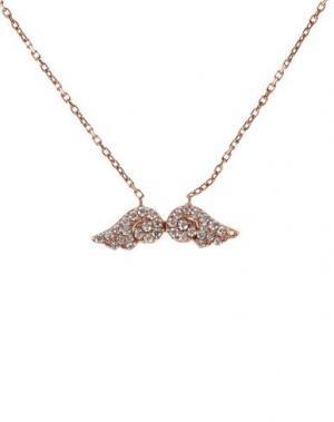 Ожерелье AAMAYA by PRIYANKA. Цвет: бронзовый